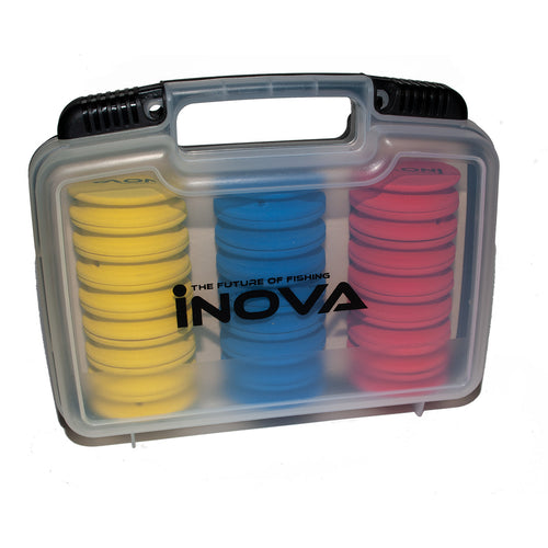 INOVA Rig Rapper Box Set Fishing Rig Storage Solution - LURE ME - Online Fishing Tackle.