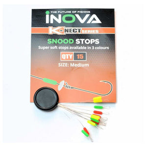 INOVA Snood Stops - LURE ME - Online Fishing Tackle.