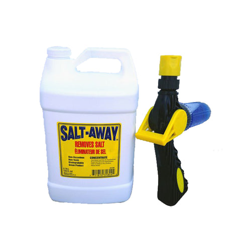 Salt Away Starter Kit - Large - LURE ME - Online Fishing Tackle.