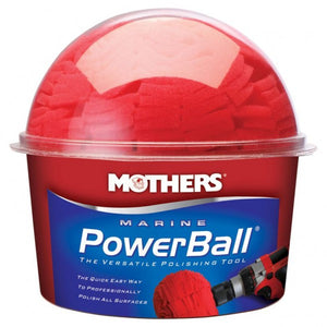 Mothers Marine PowerBall - LURE ME - Online Fishing Tackle.