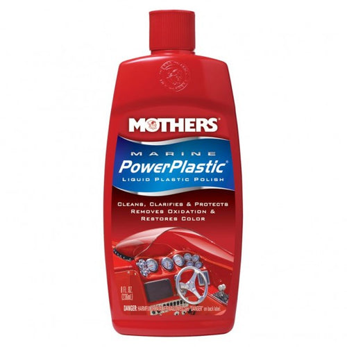 Mothers Marine PowerPlastic 236ml - LURE ME - Online Fishing Tackle.