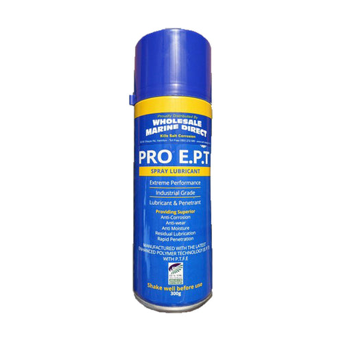 Lubricant and Penetrant Spray - PRO EPT - LURE ME - Online Fishing Tackle.