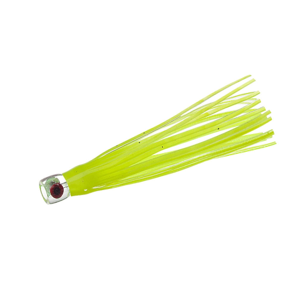 Richter Lures Jelly Babe Twin Pack - Charteuse - LURE ME - Online Fishing Tackle.