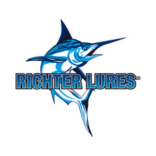 Richter Lures Jelly Babe Twin Pack - UV Blue - LURE ME - Online Fishing Tackle.