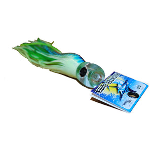 "Soft Oscar 10"" Game Fish Lure - 93 / Luminous - LURE ME - Online Fishing Tackle."