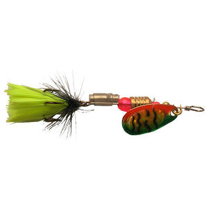 Spinster Spin Fishing Lure | Dressed Fire Tiger - LURE ME - Online Fishing Tackle.