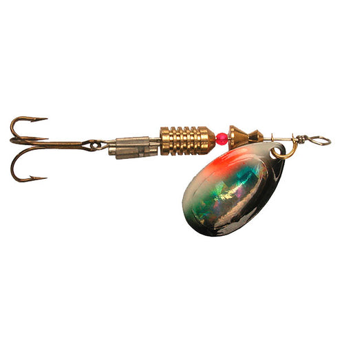 Spinster Spin Fishing Lure | Blue Green - LURE ME - Online Fishing Tackle.