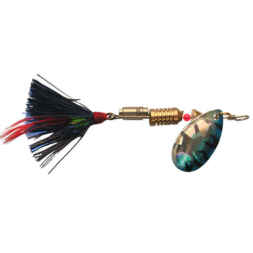 Spinster Spin Fishing Lure | Dressed Shaded Blue - LURE ME - Online Fishing Tackle.