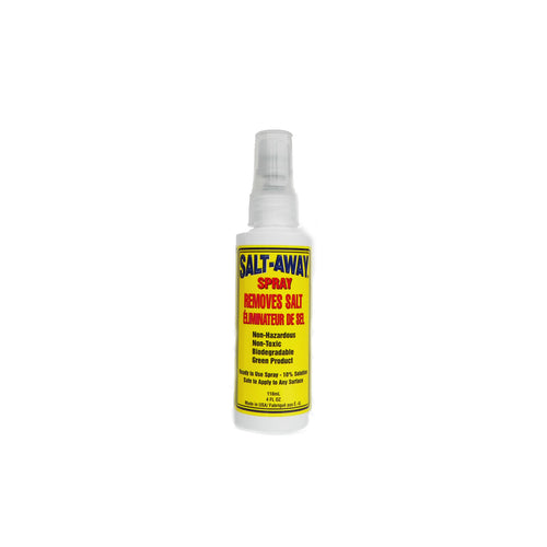 Salt Away 118ml Light Use Spray - LURE ME - Online Fishing Tackle.