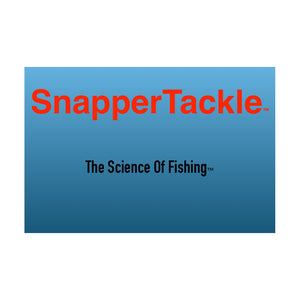 Kingfish Popper - Orange Snapper Tackle Balsawood Popper - LURE ME - Online Fishing Tackle.
