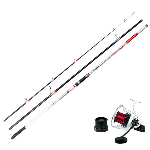 Surf Casting Combo - Akios Airloop R8 and AirSpeed Surf Rod - LURE ME - Online Fishing Tackle.