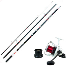 Surf Casting Combo - Akios Airloop R8 and Hellrazor Surf Rod - LURE ME - Online Fishing Tackle.