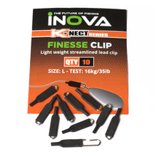 INOVA Finesse Clips - LURE ME - Online Fishing Tackle.