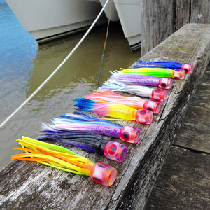 Snapper Tackle Tuna Snacks - 4.5 inch Tuna Trolling Lure - LURE ME - Online Fishing Tackle.