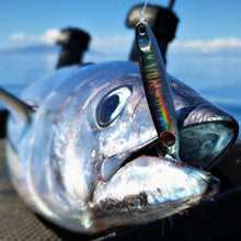 Catch Pocket Rocket Tungsten Micro Jig - White Warrior - LURE ME - Online Fishing Tackle.