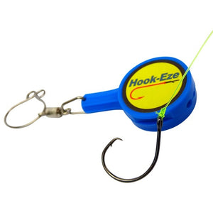 Hook Eze Fishing Knot Tying Tool - River and Coast Twin Pack in Blue - LURE ME - Online Fishing Tackle.