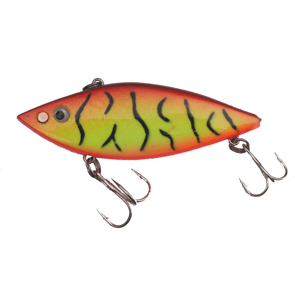 Zapper Crankbait - Chartreuse Crawdad - LURE ME - Online Fishing Tackle.