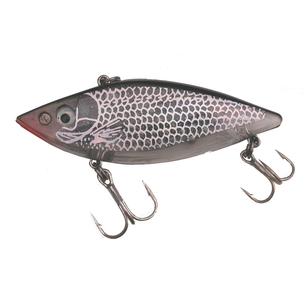 Zapper Crankbait - Transparent Scale - LURE ME - Online Fishing Tackle.