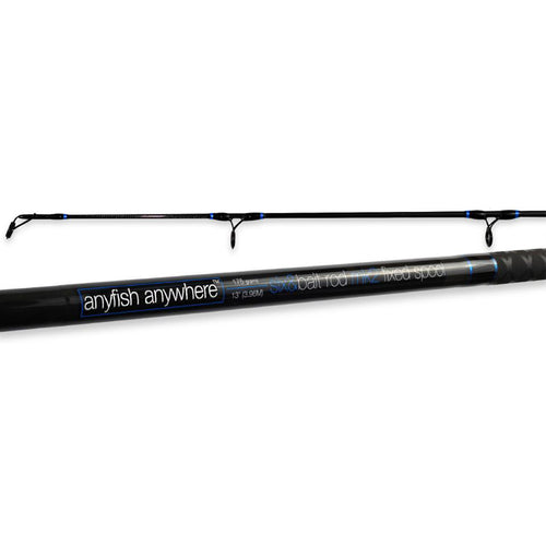 Anyfish Anywhere 14ft Six and Bait MK2 Fixed Spool Rod - LURE ME - Online Fishing Tackle.