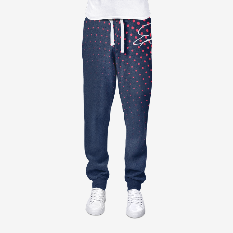 Emcee All-Over Print men's joggers sweatpants