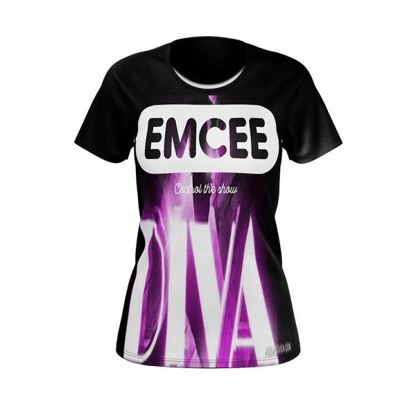 Emcee Mariel Ladies Tee
