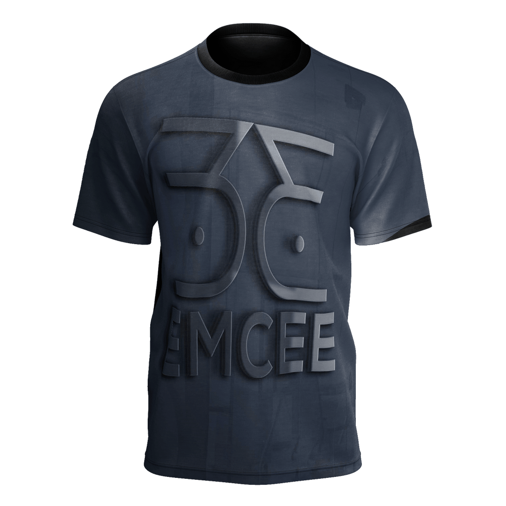 Emcee Mens Description Tee
