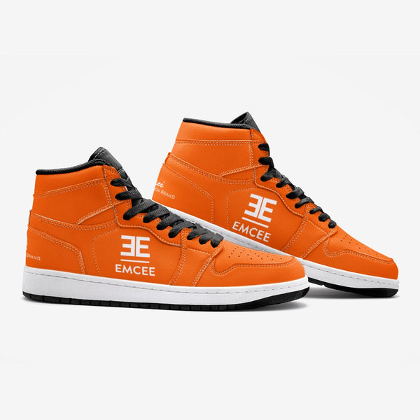 Emcee 'The ONES' Orange basketball Sneaker TR