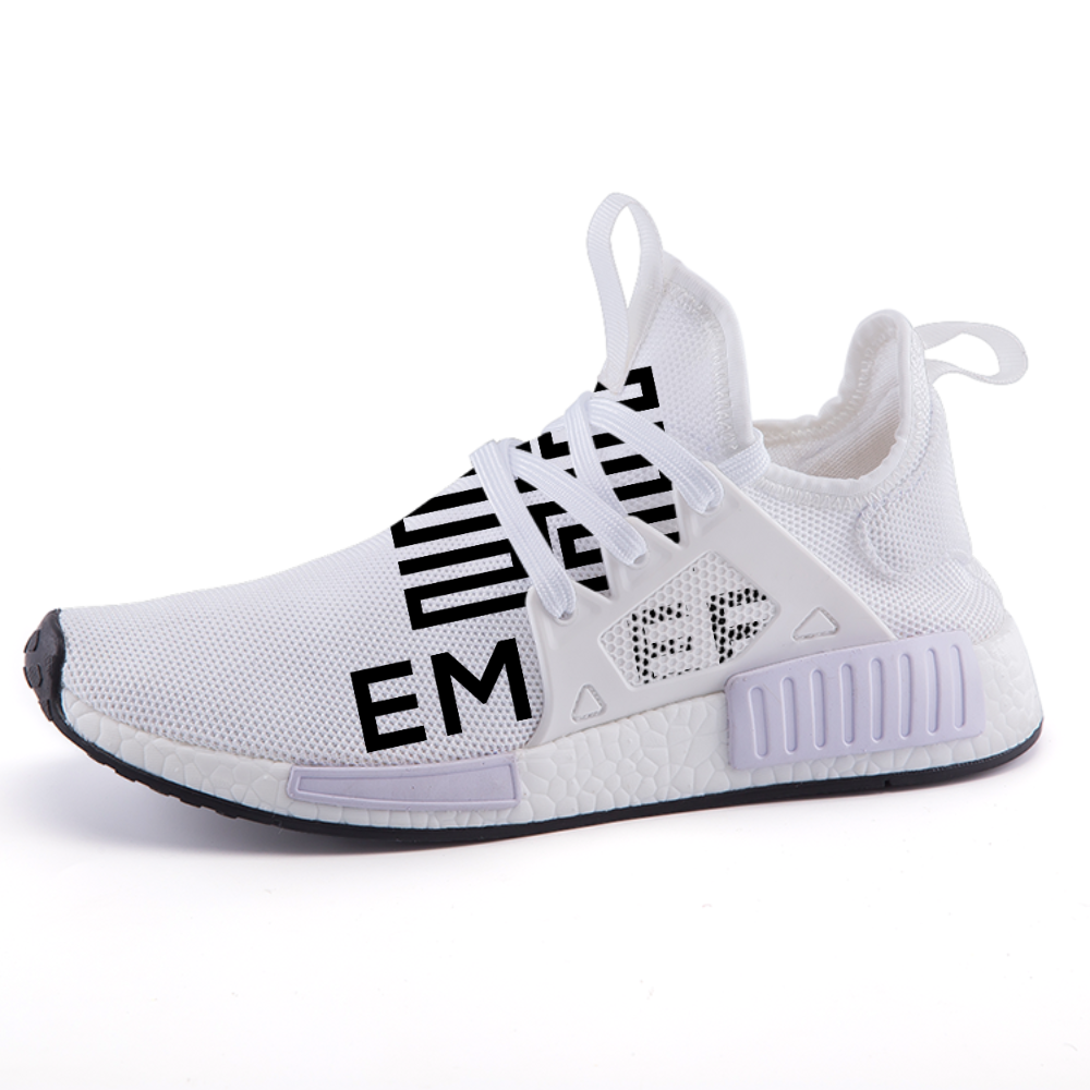 Emcee Lightweight fashion sneakers