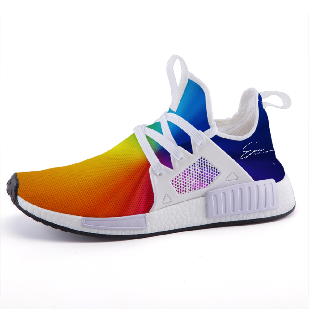 Emcee RAINBOW Lightweight fashion sneakers