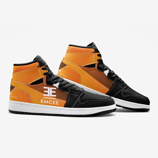 Emcee 'The ONES' Black and Gold Sneaker TR