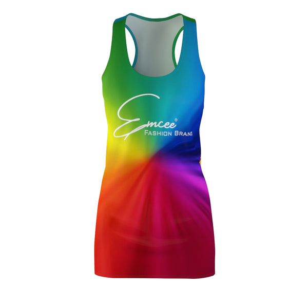 Emcee Women's Cut & Sew Racerback Dress