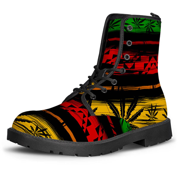 Rasta - Leather Boots
