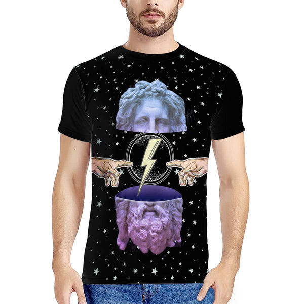Zeus New Men's All Over Print T-shirt