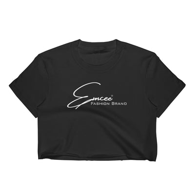 Emcee Fashion Brand Women's Crop Top