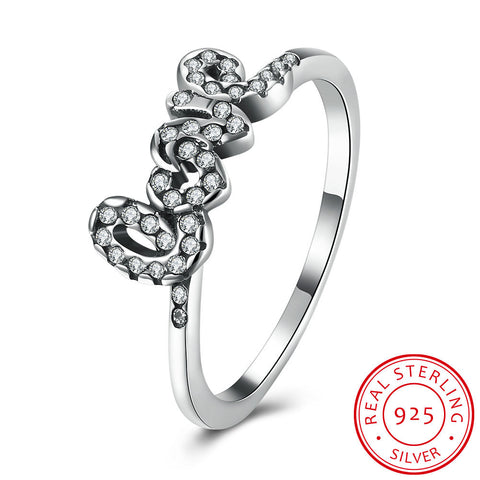 Love diamond ring - GirlsThingShop