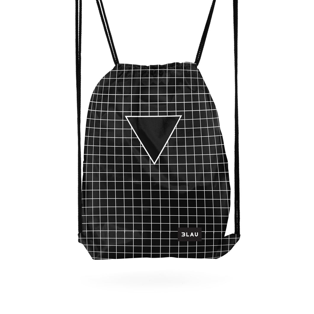 3LAU Ultraviolet Drawstring Bag