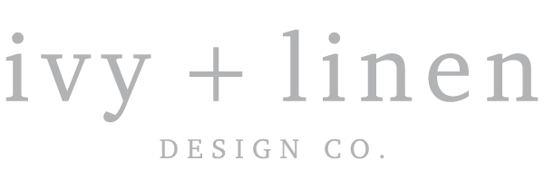 Ivy + Linen Design Co.