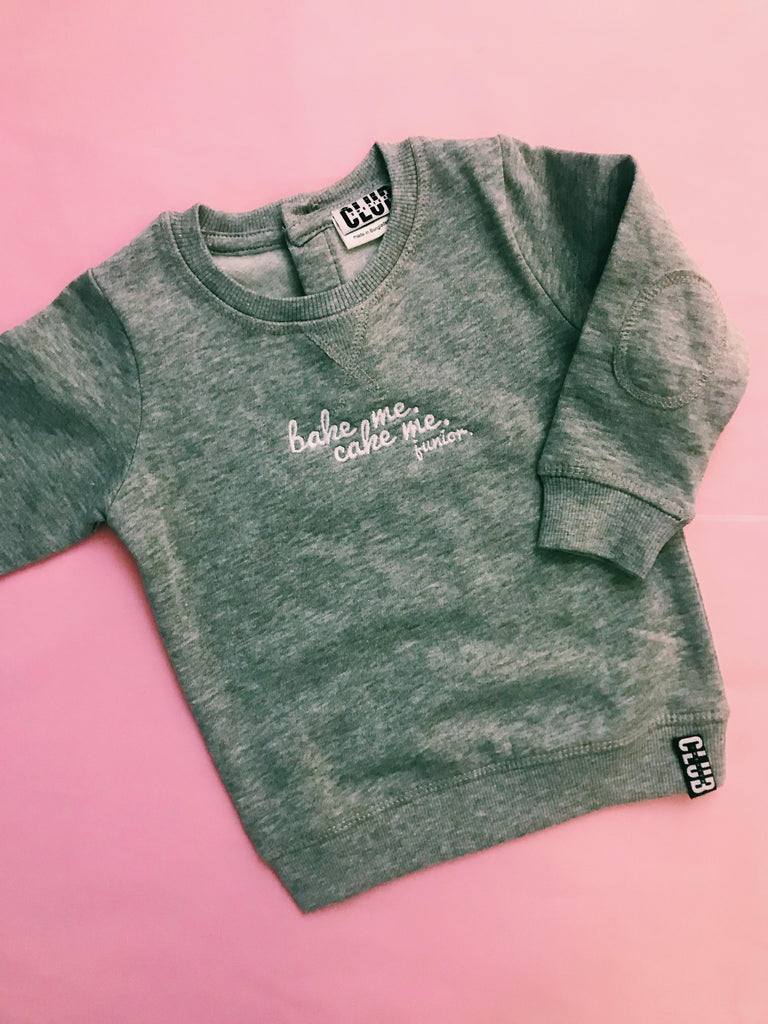 BMCM Junior sweater (2yrs +)