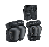 Jnr ProTec Pad Pack | Black