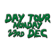 Day Tour | Monday | 23rd  December
