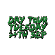 Day Tour | Tuesday | 24th September
