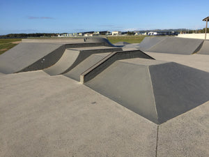 gold coast skateboarding lessons at tugun skatepark