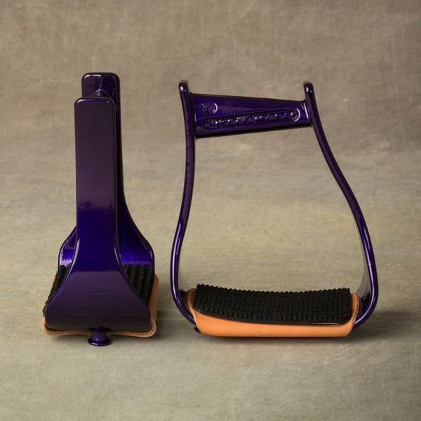 Purple STS Stirrups