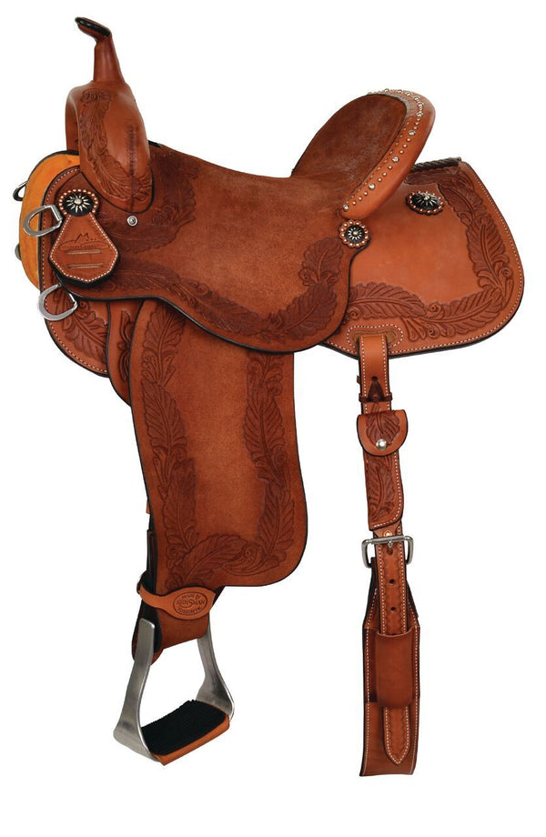 """Diva"" BRX Sharon Camarillo Saddle"