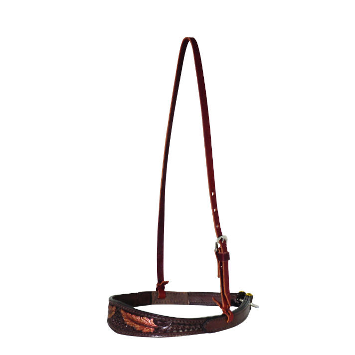 Feather Noseband 6074C