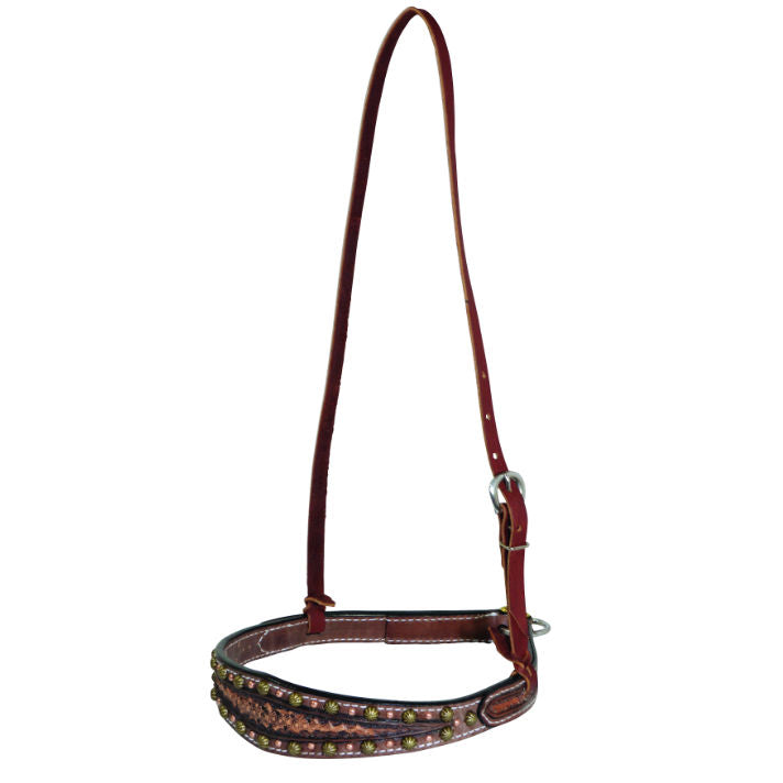 6076V Sure Fit Noseband with Spots