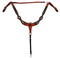 6169Q Sure Fit Copper Berry Headstall
