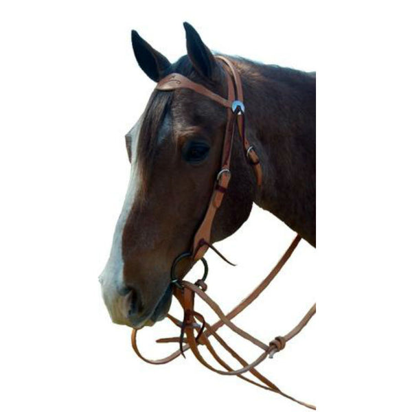 Black Hawk Bridle Training Package, 7051