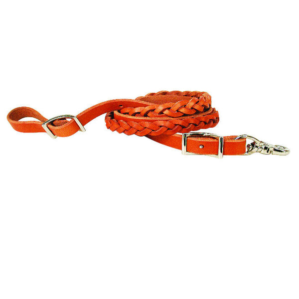 Best Grip Competition Rein, Harness Leather, 7306