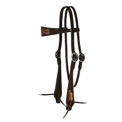 Headstall, Feather